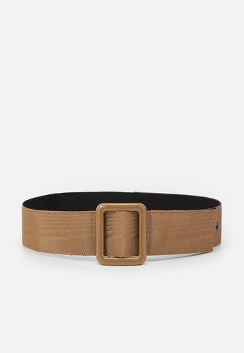 POPOLI - Waist belt - cammello