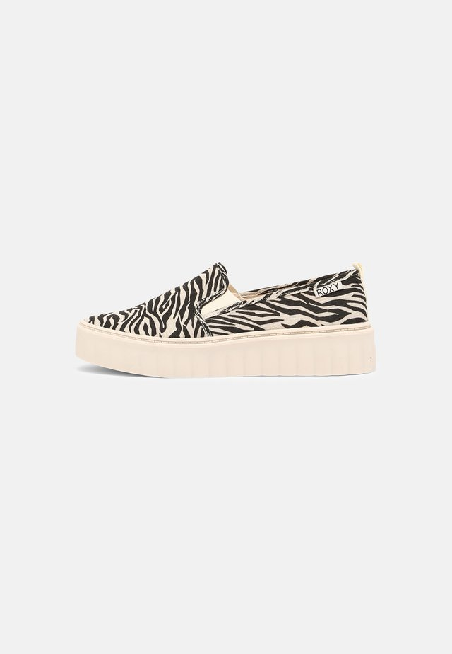 SHEILAHH  - Sneakers basse - black/tan