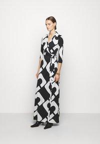 Diane von Furstenberg - ABIGAIL - Maxi dress - black - 0
