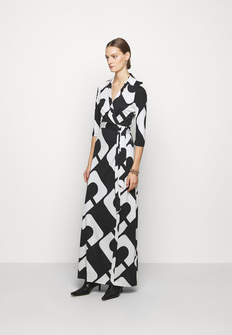 Diane von Furstenberg - ABIGAIL - Maxi dress - black