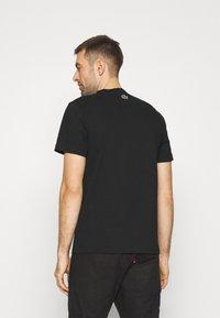 Lacoste - Camiseta estampada - noir - 2