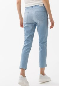 BRAX - STYLE MARY  - Slim fit jeans - light blue - 2