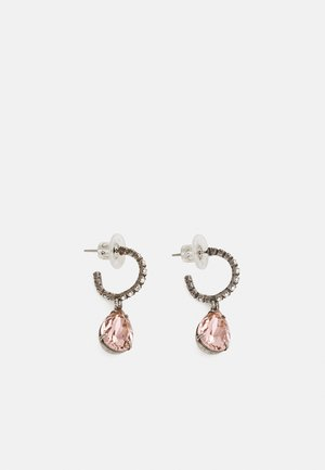 DANNI EARRINGS - Earrings - pink