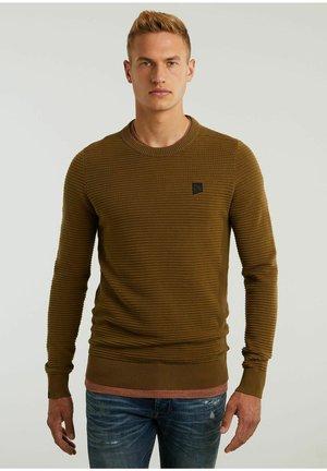 TYPHOON - Sweater - brown