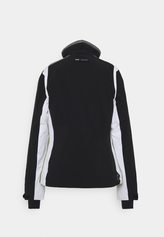 EKOIS - Lyžařská bunda - black