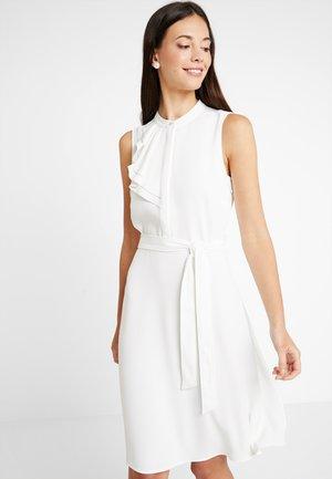 Robe chemise - off-white