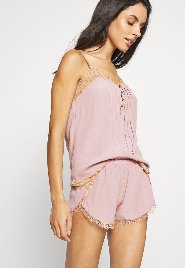 MATT - Spodnie od piżamy - velvet haze