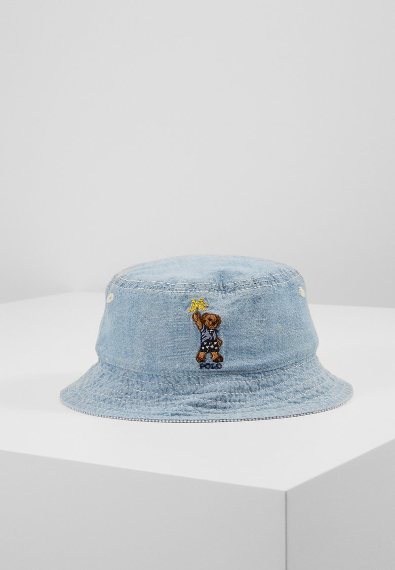 Polo Ralph Lauren - BUCK APPAREL ACCESSORIES HAT - Klobouk - blue