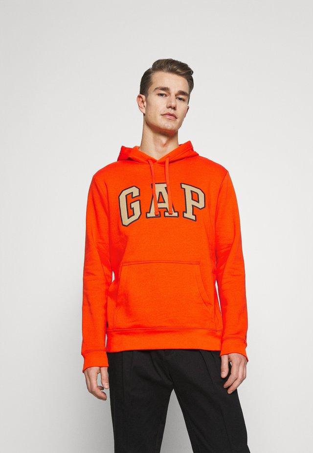 Hoodie - orange pop