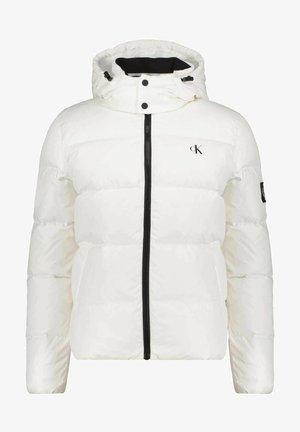 ESSENTIAL  - Down jacket - weiss