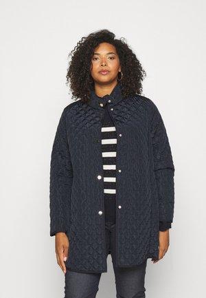 PAGLIA - Short coat - blue marine