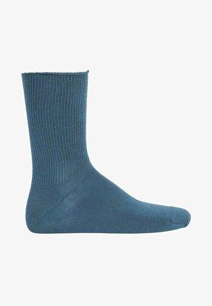 1 PAAR - RELAX SOFT, OHNE - Socks - dunkelblau