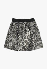 Name it - NKFSEIKA - A-line skirt - gold colour - 1