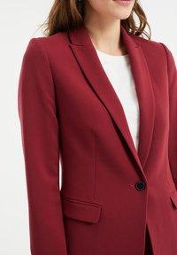 WE Fashion - Blazer - vintage red - 4
