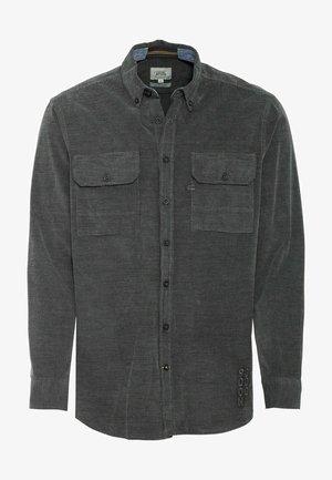 Overhemd - asphalt