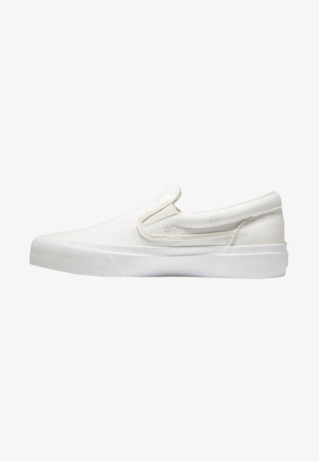 Sneakersy niskie - tan