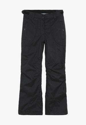 PANT - Talvihousut - true black
