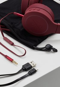 KYGO - ON EAR HEADPHONES - Headphones - burgundy