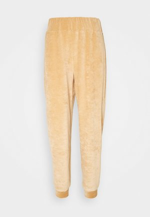 ONLJACKIE PANT - Pantaloni sportivi - tan