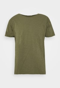 Nudie Jeans - ROGER - T-shirt basic - green - 4