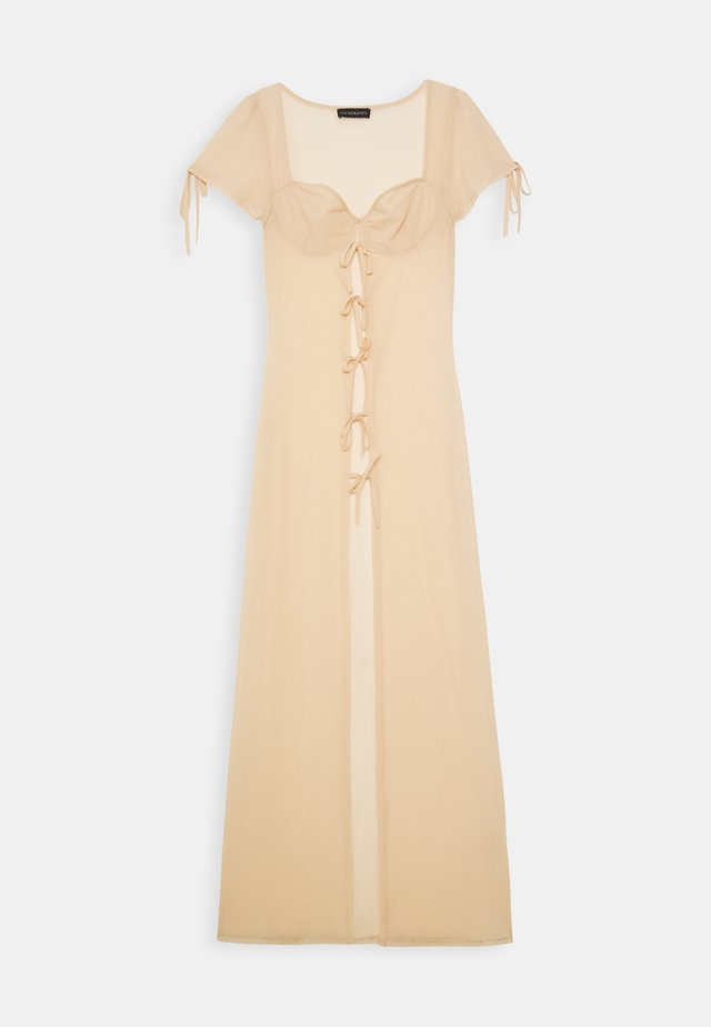 SUMMER DRESS - Ranta-asusteet - nude