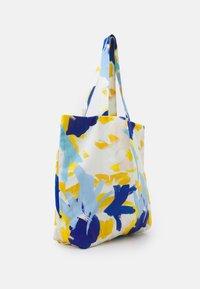 STUDIO ID - PRINT UNISEX - Tote bag - multicoloured/blue/orange - 1