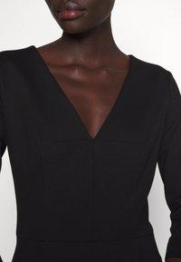 HUGO - KALAYLA - Shift dress - black - 5