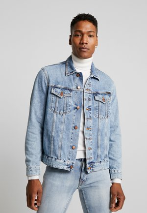 JERRY - Giacca di jeans - blue denim