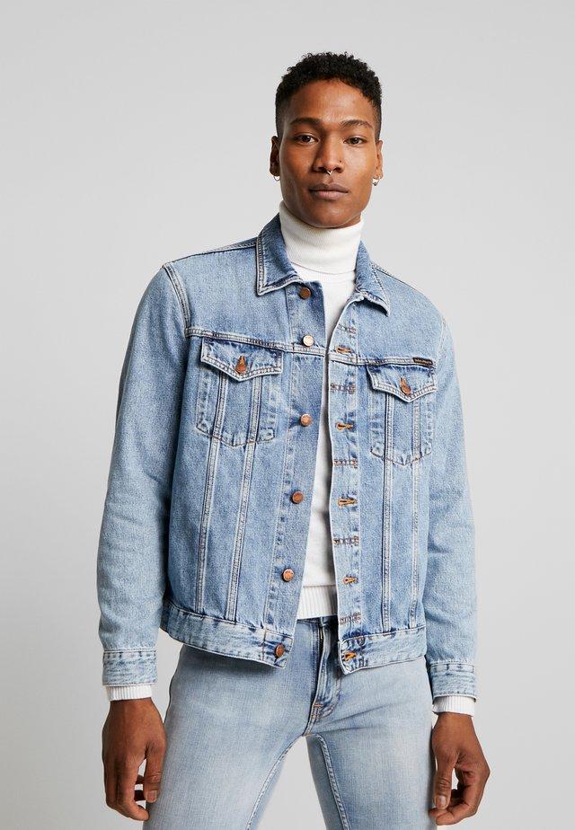 JERRY - Denim jacket - blue denim