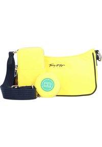 Tommy Hilfiger - Across body bag - vivid yellow - 5