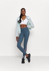 adidas Performance - JACKET - Training jacket - mint - 1