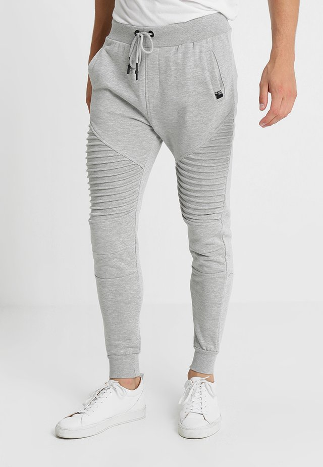 CRISTOBAL - Pantaloni sportivi - grey mix