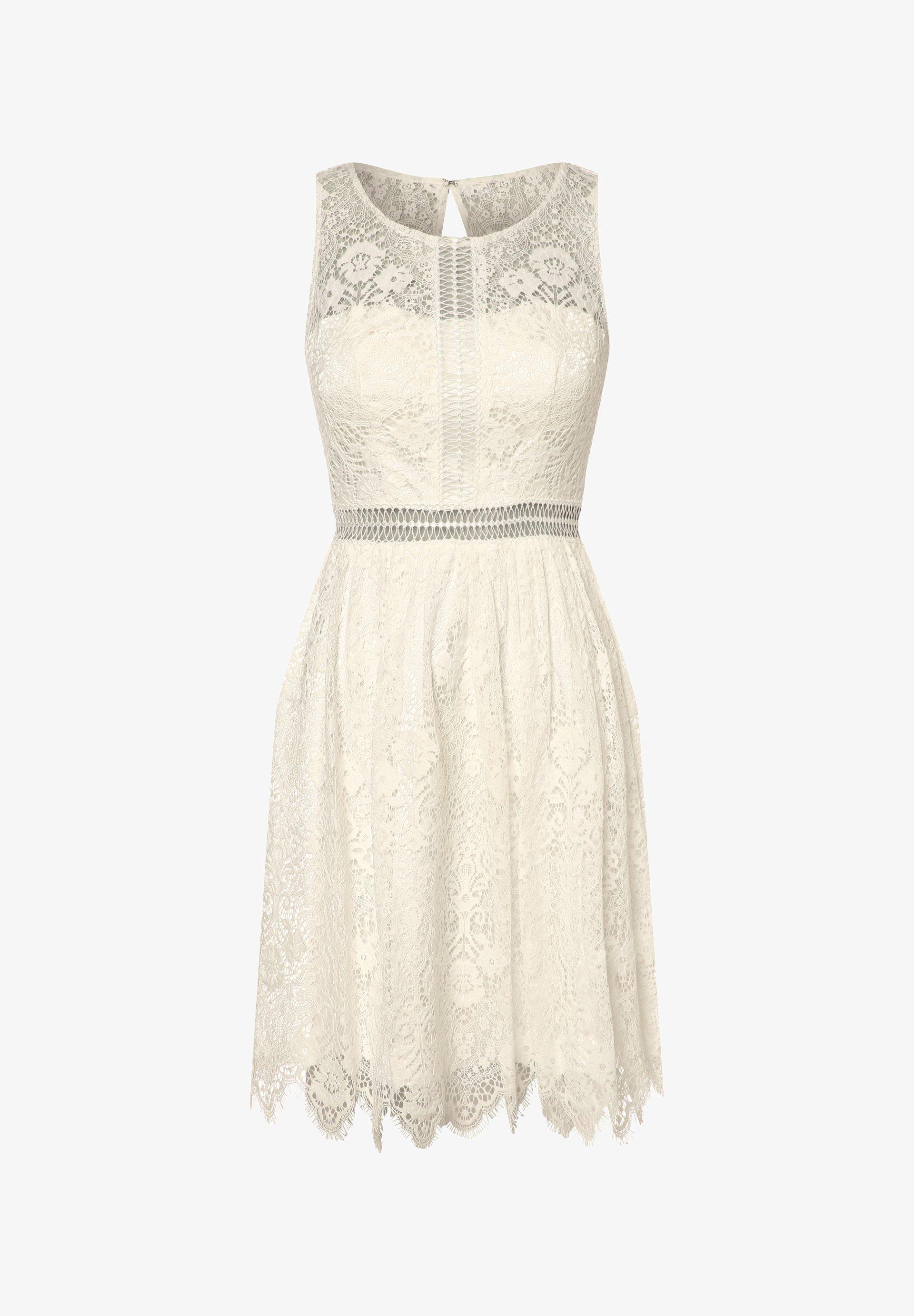 Laona Cocktailkleid/festliches Kleid   weiß   Zalando.de