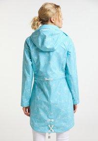 Schmuddelwedda - Waterproof jacket - light blue - 2