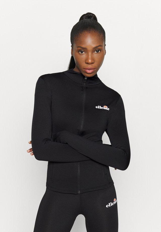 FORVISO - Sportovní bunda - black