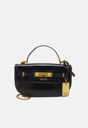 RAFFIE CONVERTIBLE XBODY FLAP - Handbag - schwarz