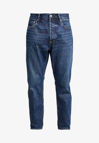 FRANKIE - Jeans baggy - dark blue diamond