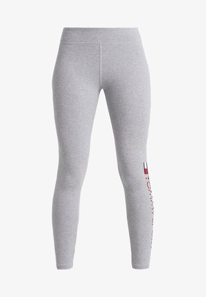 Leggings - grey heather