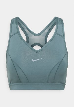 BRA  - Medium support sports bra - hasta/aviator grey