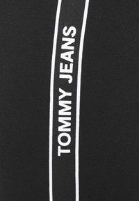 Tommy Jeans - ESSENTIAL TAPE - Legging - black - 4