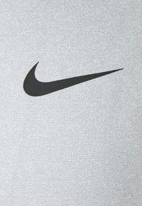 Nike Performance - DRY TANK - Top - particle grey/grey fog/heather/black - 5