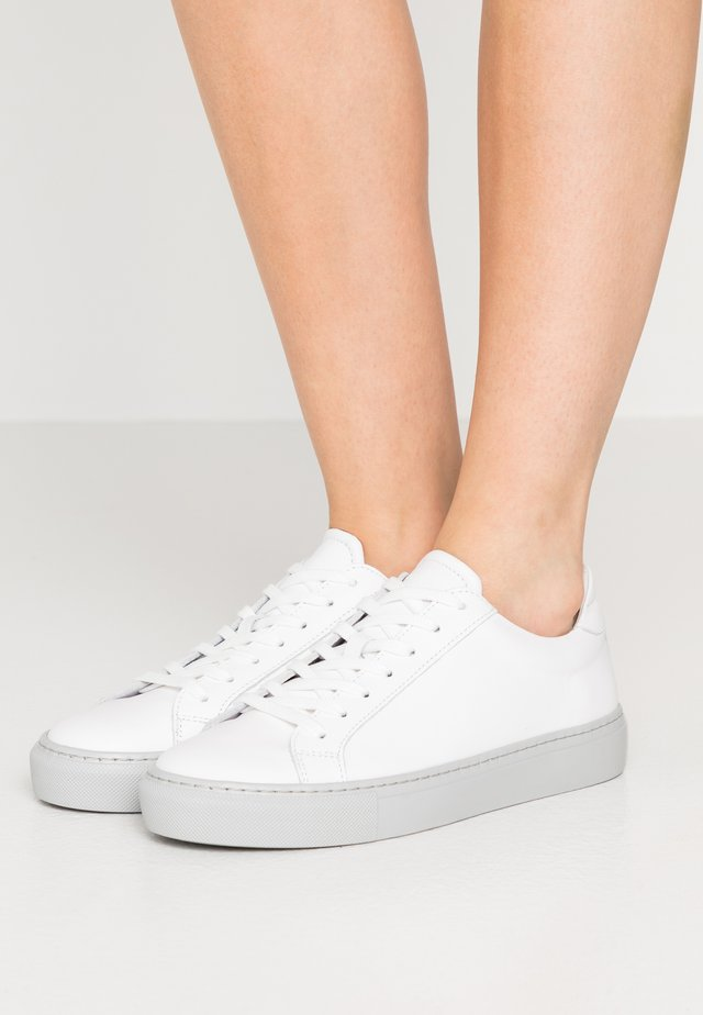 TYPE - Sneakers basse - white/light grey