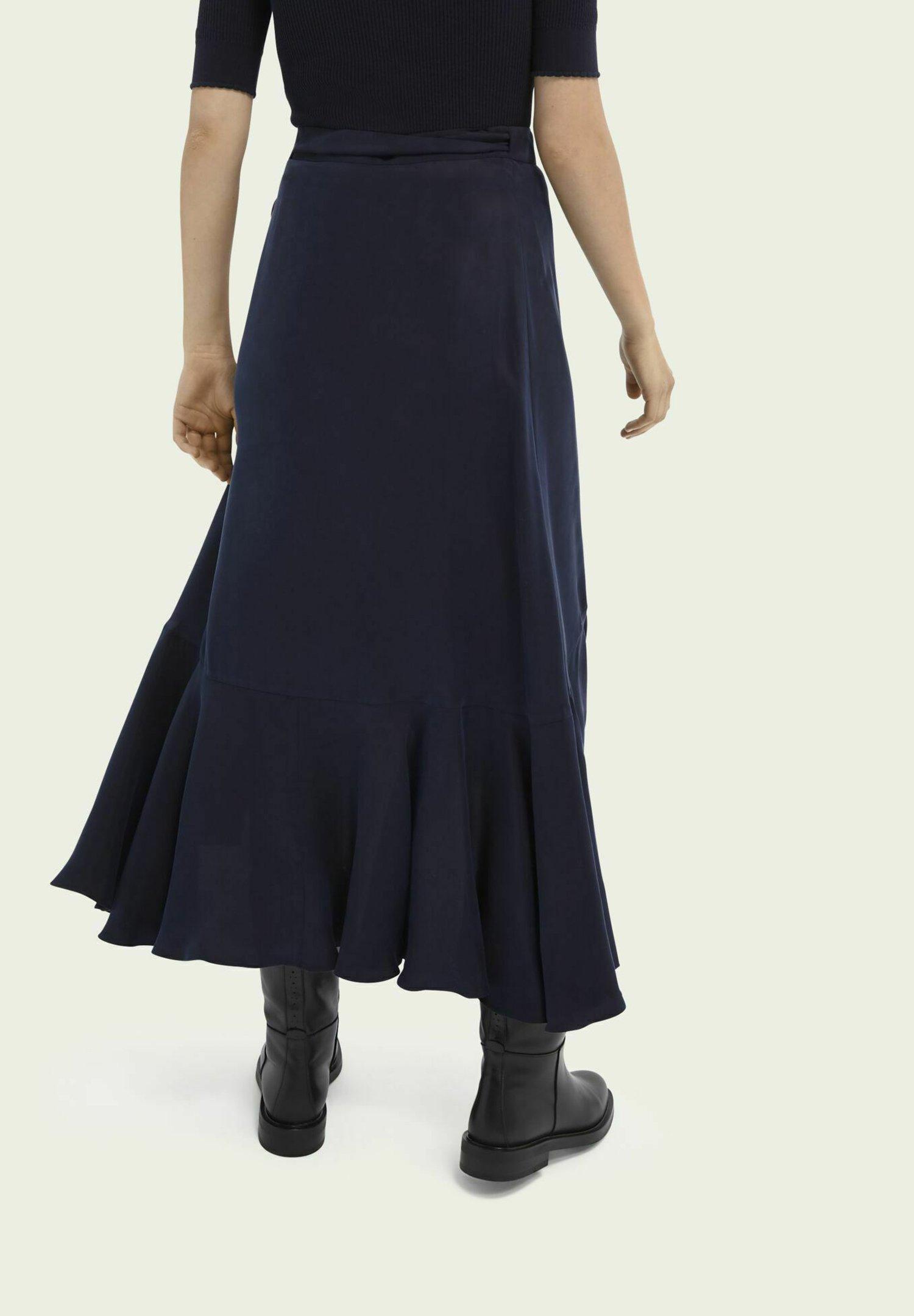 Femme Jupe trapèze