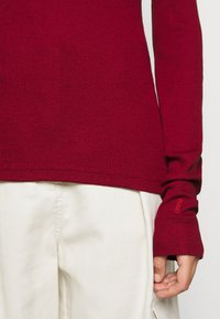 HUGO - NERELLI - Jumper - open red - 6