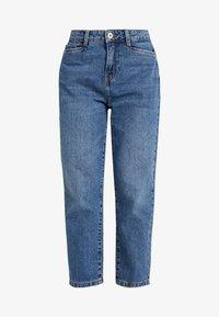 Noisy May Petite - NMMIA HEAT - Jeans Straight Leg - medium blue denim - 5