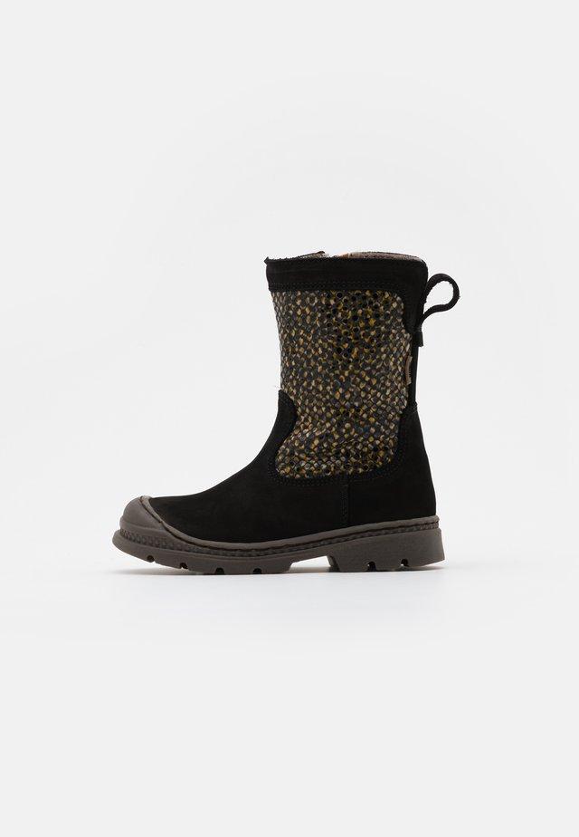 DINEA - Vinterstøvler - black