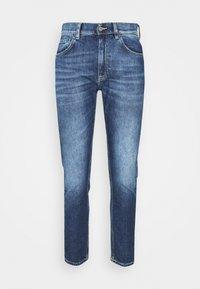 Dondup - PANTALONE MILA - Slim fit jeans - blue denim - 4
