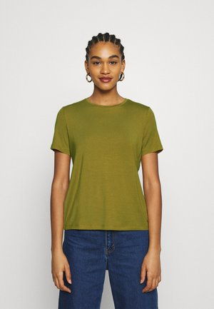 VMAVA - Basic T-shirt - green