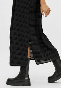 Object - Maxi dress - black - 4