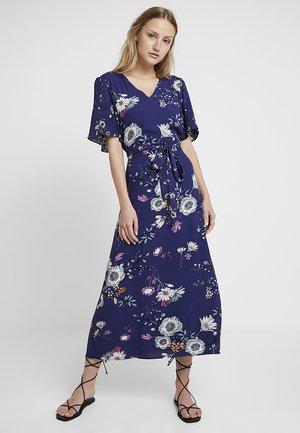 LANG - Maxi dress - blue